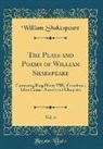 William Shakespeare - The Plays and Poems of William Shakspeare, Vol. 6