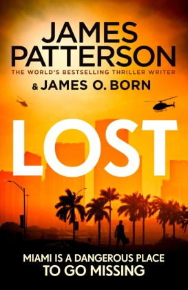 James O Born, James O. Born, James Patterson - Lost