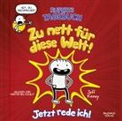 Jeff Kinney, Martin Baltscheit, Jeff Kinney - Ruperts Tagebuch - Zu nett für diese Welt!, 2 Audio-CDs (Hörbuch)