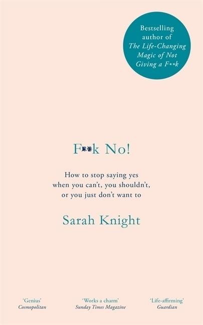 Sarah Knight - F**k No