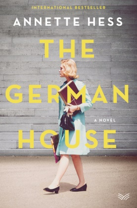 Annette Hess - The German House