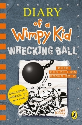 Jeff Kinney - Wrecking Ball - Diary of a Wimpy Kid
