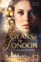 Sandra Grauer - Clans of London, Band 1: Hexentochter; .