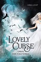Kira Licht - Lovely Curse, Band 1: Erbin der Finsternis; .