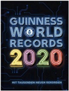 Guinness World Records Ltd., Guinness World Records Ltd., Guinness World Records Ltd., Guinnes World Records Ltd - Guinness World Records 2020