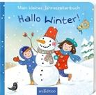 Martina Leykamm - Mein kleines Jahreszeitenbuch - Hallo Winter!