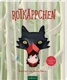 Brüder Grimm, Jacob Grimm, Wilhelm Grimm, Nadia Fabris - Rotkäppchen