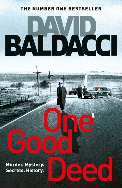 David Baldacci - ONE GOOD DEED