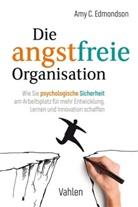 Amy C Edmondson, Amy C. Edmondson - Die angstfreie Organisation