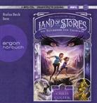 Chris Colfer, Rufus Beck - Land of Stories - Das magische Land - Die Rückkehr der Zauberin, 2 Audio-CD, MP3 (Hörbuch)