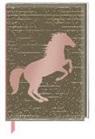 Christiane Slawik - Notizbuch in Klarsichtumschlag - I LOVE HORSES - Notizen