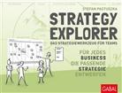 Stefan Pastuszka - Strategy Explorer - das Strategiewerkzeug für Teams