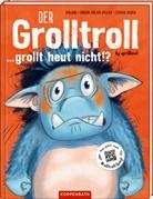 aprilkind, aprilkind, Barbara van den Speulhof, Barbara van den Speulhof, Stephan Pricken - Der Grolltroll ... grollt heut nicht!?