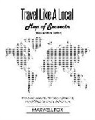 Maxwell Fox - Travel Like a Local - Map of Szczecin (Black and White Edition): The Most Essential Szczecin (Poland) Travel Map for Every Adventure