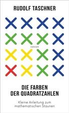 Rudolf Taschner - Die Farben der Quadratzahlen