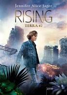 Jennifer Alice Jager - Terra - Rising