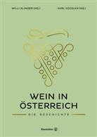 Willi Klinger, Willi Klinger, Vocelka, Karl Vocelka - Wein in Österreich