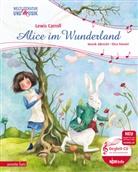 Henrik Albrecht, LEWI CARROLL, Lewis Carroll, Elisa Vavouri - Alice im Wunderland, m. Audio-CD