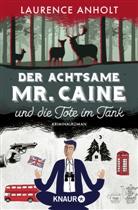 Laurence Anholt, Charlie Bird - Der achtsame Mr. Caine und die Tote im Tank