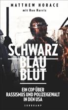 Matthew Horace - Schwarz Blau Blut