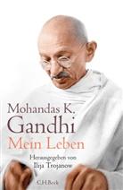 Mahatma Gandhi, Mohandas K Gandhi, Mohandas K. Gandhi, Ilij Trojanow, Ilija Trojanow - Mein Leben