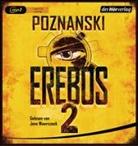 Ursula Poznanski, Jens Wawrczeck - Erebos 2, 1 Audio, (Hörbuch)