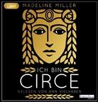 Madeline Miller, Ann Vielhaben - Ich bin Circe, 2 Audio- CD, MP3 (Hörbuch)