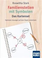 Roswitha Stark - Familienstellen mit Symbolen. Das Kartenset, 24-seitiges Booklet, 1 Ex.
