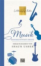 Shau Usher, Shaun Usher - Musik - Letters of Note