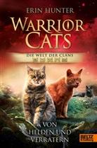 Erin Hunter, Wayne McLoughlin, Wayne McLoughlin, Anja Hansen-Schmidt - Warrior Cats - Welt der Clans. Von Helden und Verrätern