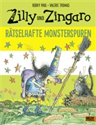 Korky Paul, Valerie Thomas, Korky Paul, Ulli Günther, Ulli Günther - Zilly und Zingaro. Rätselhafte Monsterspuren