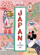 Marco Reggiani, Sabrina Ferrero - Japan. Der illustrierte Guide