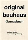 Holländer, Friederike Holländer, Nin Wiedemeyer, Nina Wiedemeyer - original Bauhaus, Übungsbuch