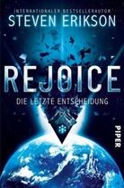 Steven Erikson - Rejoice