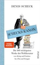 Denis Scheck, Torben Kuhlmann - Schecks Kanon