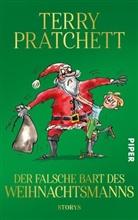 Terry Pratchett, Mark Beech - Der falsche Bart des Weihnachtsmanns
