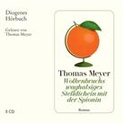 Thomas Meyer, Thomas Meyer - Wolkenbruchs waghalsiges Stelldichein mit der Spionin, 5 Audio-CD (Hörbuch)