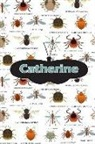 Rob Cole - Catherine: Bug Insect Isometric Dot Pape Book Notebook Journal Book 120 Pages 6x9