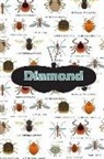 Rob Cole - Diamond: Bug Insect Isometric Dot Pape Book Notebook Journal Book 120 Pages 6x9