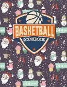 Rogue Plus Publishing - Basketball Scorebook