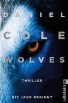 Daniel Cole - Wolves - Die Jagd beginnt