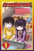 Rensuke Oshikiri - Hi Score Girl. Bd.1