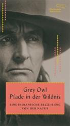 Owl Grey, Grey Owl, Grey Owl - Pfade in der Wildnis