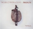 Bulgarian Voices - Angelite, The Bulgarian Voices - Angelite - Heritage, 1 Audio-CD (Hörbuch)