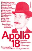 Jacques Darras, Christian Filips, Gern Krämer, Gernot Krämer, Dagmara Kraus, Norbert Lange... - Apollo 18