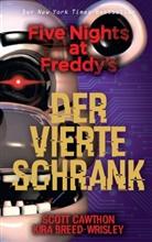 Kira Breed-Wrisley, Scot Cawthon, Scott Cawthon - Five Nights at Freddy's: Der vierte Schrank
