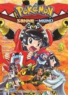 Hidenori Kusaka, Satoshi Yamamoto - Pokémon - Sonne und Mond. Bd.3