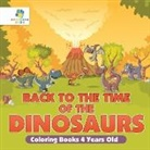 Educando Kids - Back to the Time of the Dinosaurs | Coloring Books 4 Years Old