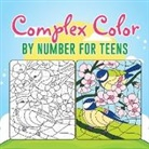Educando Kids - Complex Color by Number for Teens