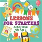Educando Kids - Lessons for Starters Activity Book Kids Age 2